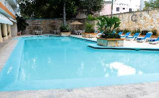 Misión Mérida Panamericana - Pool