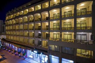 Alexandra Hotel, Schreiber Street, Paceville,