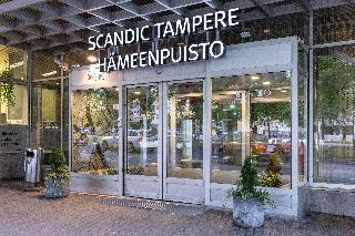 Cumulus City Hämeenpuisto Tampere