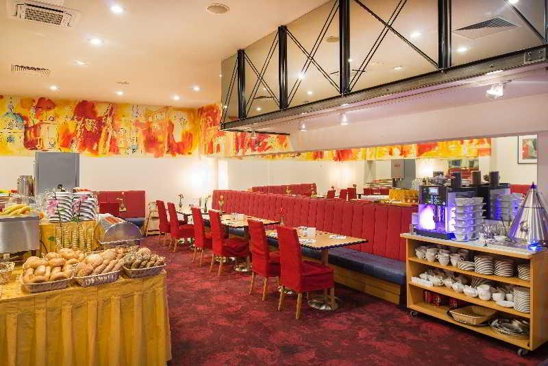 Boltzmann - Restaurant