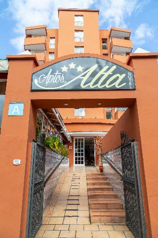 Alta, Avenida Aguilar Y Quesada,s/n