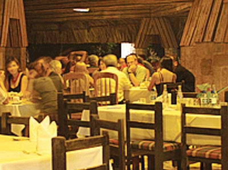 Villas Kin-Ha - Restaurant