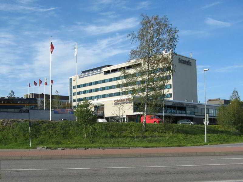 Scandic Espoo, Nihtisillantie,1