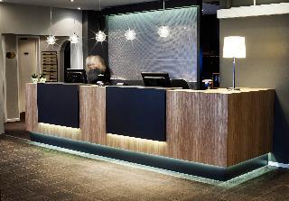 First Hotel Atlantic - Diele