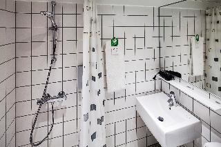 First Hotel Atlantic - Zimmer
