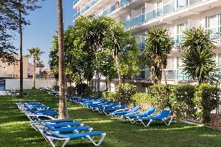 Hotel Palia Las Palomas - Terrasse