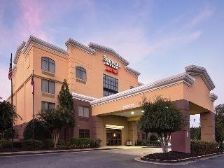 Fairfield Inn & Suites…, 2020 Sullivan Road,2020