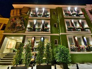 Poem Special Hotel, Akbiyik Cad.terbiyik Sok.…