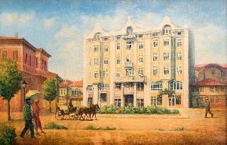 Grand hotel London, Musala Str.,3