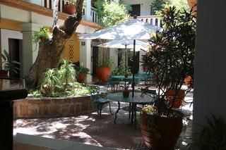 Parador del Dominico - Terrasse