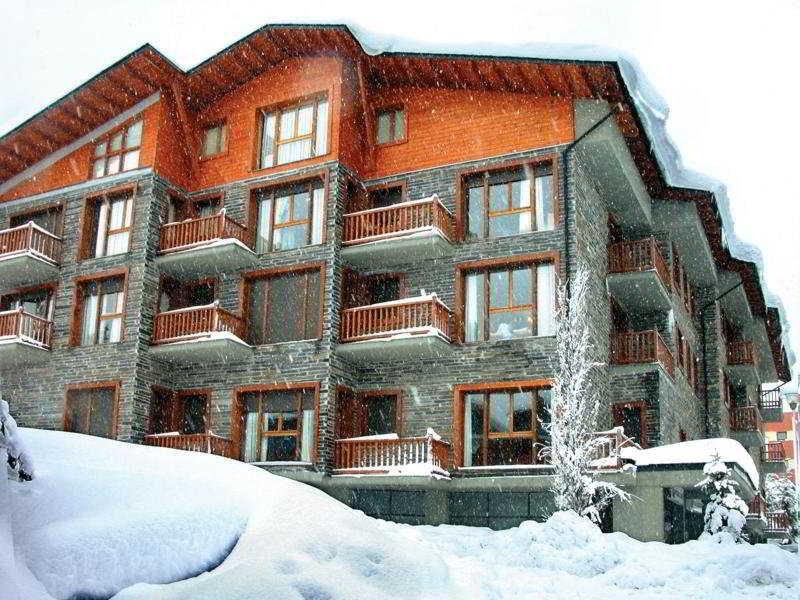 Solineu Apartments