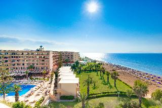 Sun Beach Resort Complex, Ialyssos Beach Po Box 272,