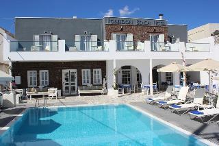 Poseidon Beach Hotel, Kamari,