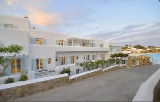 Petinos Hotel, Plati Gialos Beach,