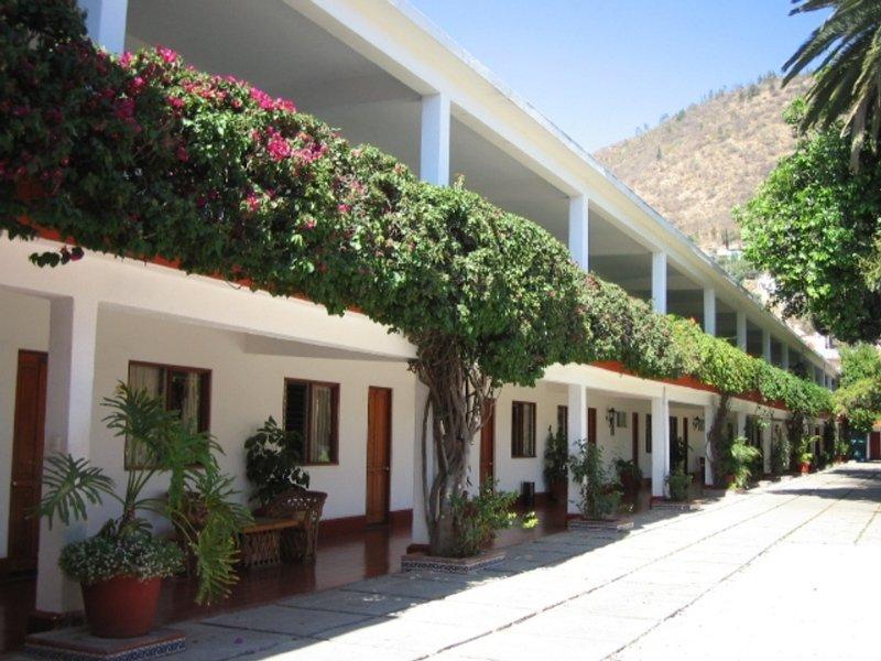 Los Olivos SPA Oaxaca - Generell