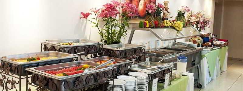 Los Olivos SPA Oaxaca - Restaurant