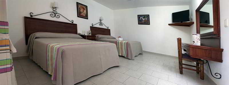 Los Olivos SPA Oaxaca - Zimmer