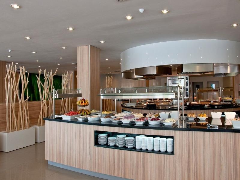 BQ Delfin Azul - Restaurant