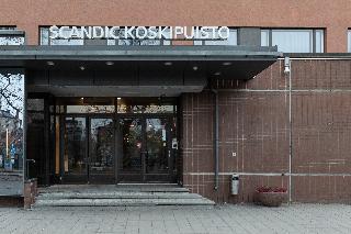 Scandic Tampere Koskipuisto, Koskikatu,5
