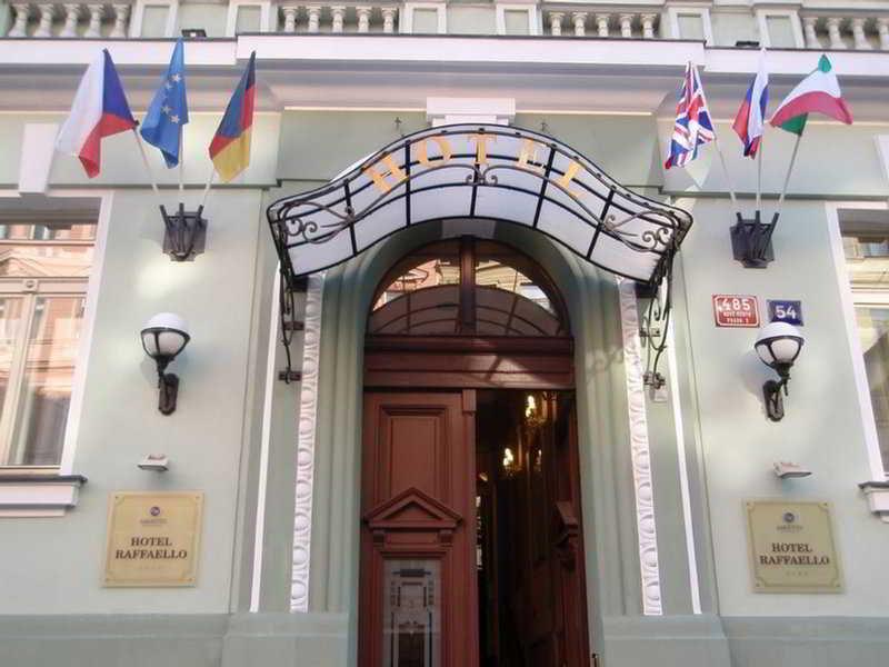 Hotel Raffaello, Legerova,54