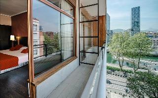 Hotel Conde Duque Bilbao, Campo De Volantín Pasealekua,22