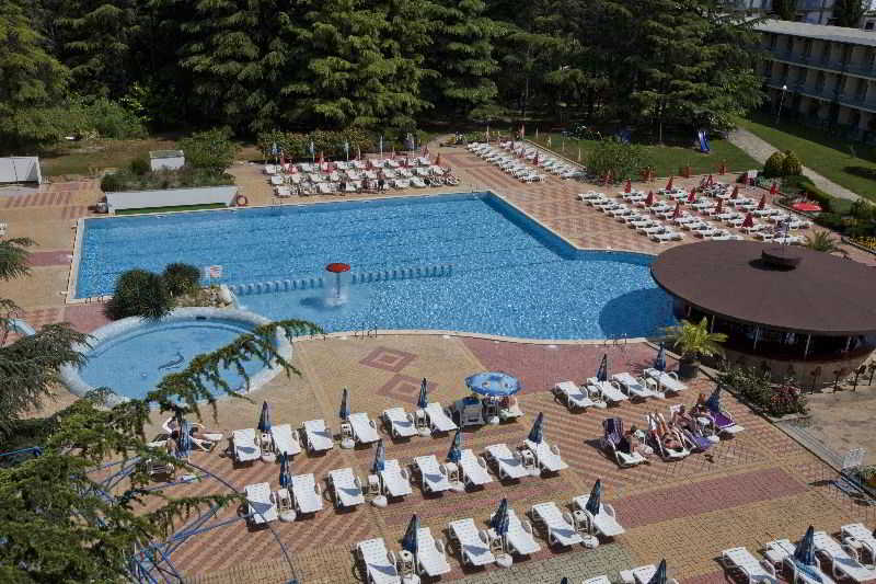 Park Hotel Continental - Pool