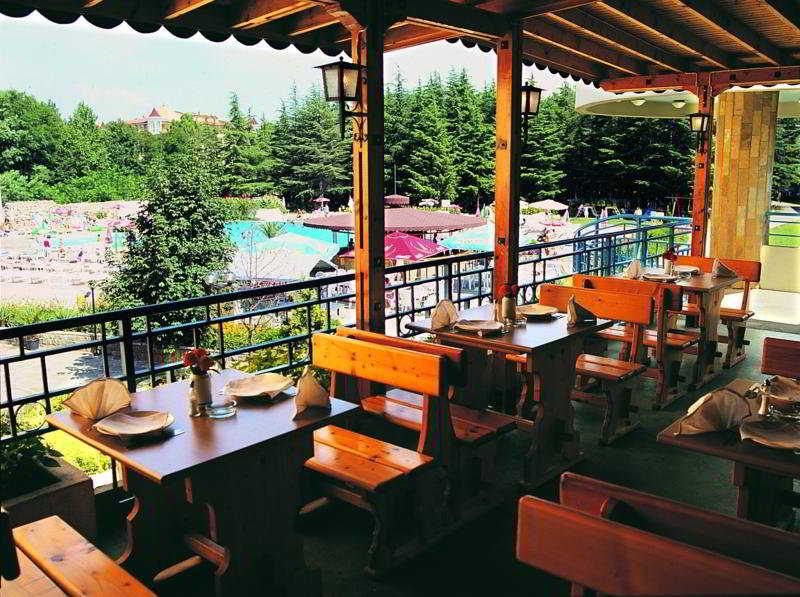 Park Hotel Continental - Restaurant