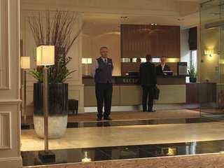 Edinburgh Hotels:Hilton Edinburgh Grosvenor