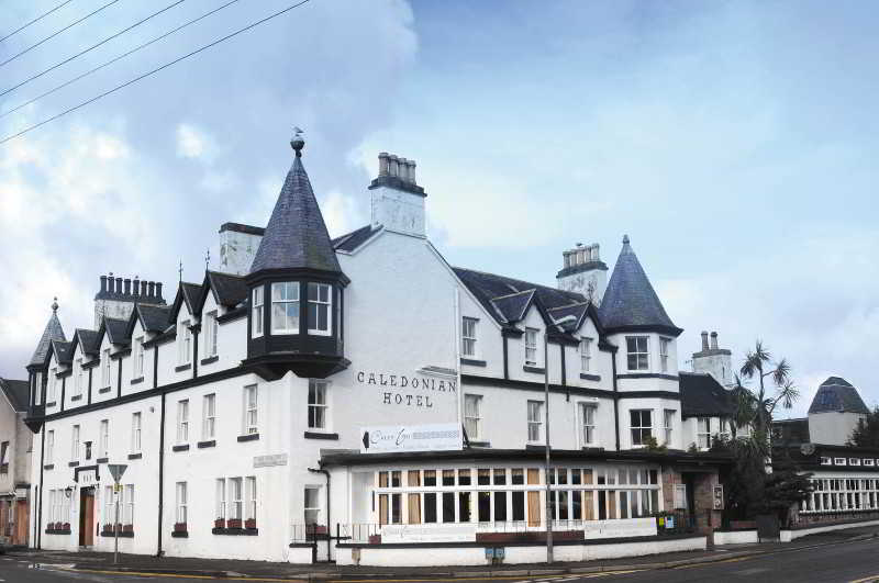 The Caledonian Hotel, Quay Street,