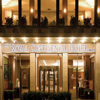 Royal Continental, Via Partenope,38/44