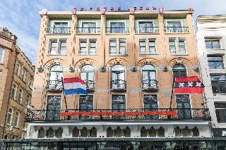 Amsterdam De Roode Leeuw, Damrak,93-94