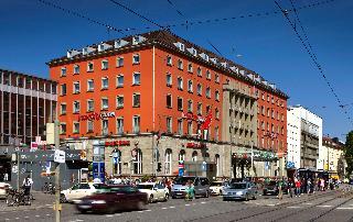 City Break InterCityHotel München