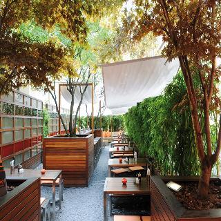 Sorell Hotel Seidenhof - Terrasse