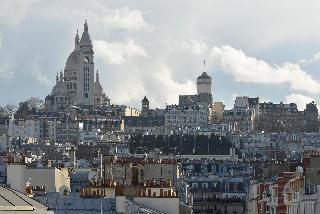 Best Western Hotel le…, Paris, Arr18:Montmartre-Sacré…