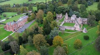 Dryburgh Abbey Hotel, St Boswells, Melrose, Scottish…