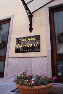 Hotel Federico Ii Central Palace
