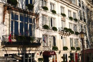 Amsterdam House Hotel, Gravelandseveer,3-4