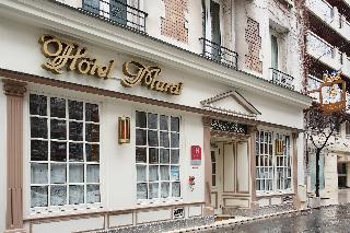 Murat , Paris, Arr8/16:Etoile-C.Elysées/Trocadero