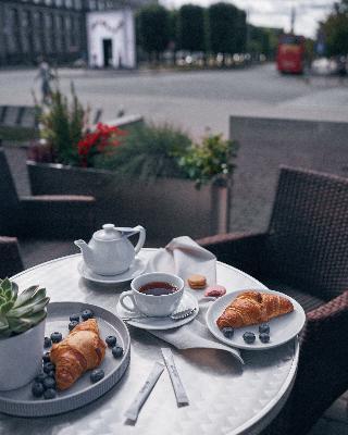 Radisson Blu Hotel Latvija - Terrasse