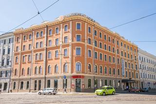 Semarah Hotel Metropole, Aspazijas Boulevard,36/38