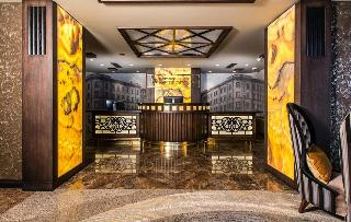 Semarah Hotel Metropole - Diele