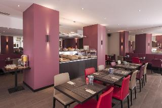 Les Nations - Restaurant