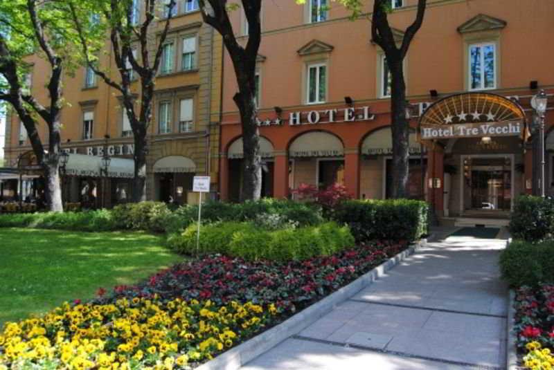 Zanhotel Tre Vecchi, Via Dell'indipendenza,47