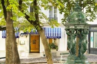 Timhotel Montmarte