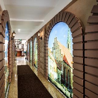 City Hotel Teater - Diele