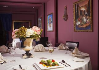 City Hotel Teater - Restaurant
