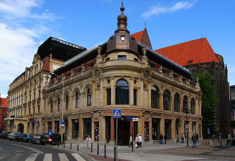 Monopol Wroclaw, Heleny Modrzejewskiej,2