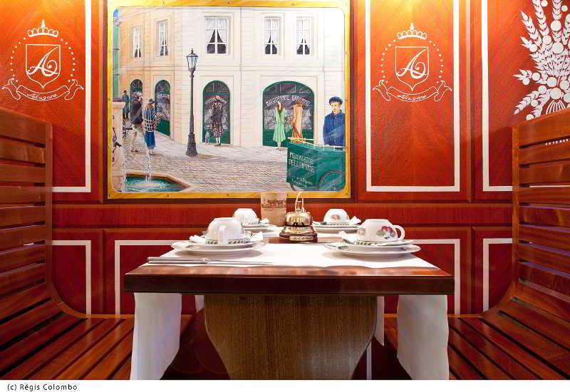 AlaGare - Restaurant