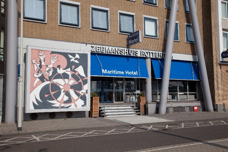 Maritime Hotel Rotterdam, Willemskade,13