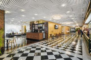 Park- Hotel Moskva - Diele